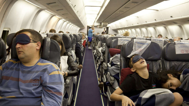 Đi máy bay trong thời buổi dịch bệnh nguy hiểm đến mức nào và câu trả lời tới từ khoa học - Ảnh 1.