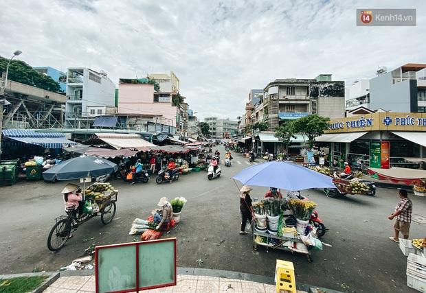 Cận cảnh con đường ở Quận 10 sẽ được cải tạo thành phố đi bộ thứ 3 ở Sài Gòn với chiều dài 100 mét - Ảnh 5.