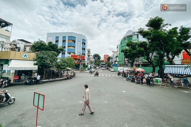 Cận cảnh con đường ở Quận 10 sẽ được cải tạo thành phố đi bộ thứ 3 ở Sài Gòn với chiều dài 100 mét - Ảnh 4.
