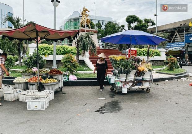 Cận cảnh con đường ở Quận 10 sẽ được cải tạo thành phố đi bộ thứ 3 ở Sài Gòn với chiều dài 100 mét - Ảnh 12.