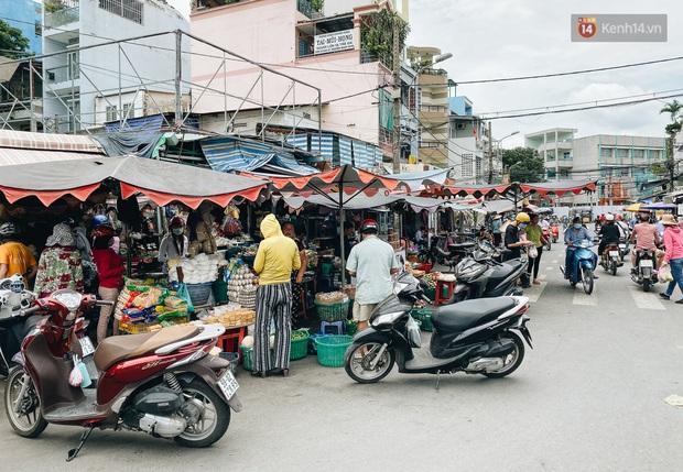 Cận cảnh con đường ở Quận 10 sẽ được cải tạo thành phố đi bộ thứ 3 ở Sài Gòn với chiều dài 100 mét - Ảnh 13.