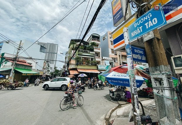 Cận cảnh con đường ở Quận 10 sẽ được cải tạo thành phố đi bộ thứ 3 ở Sài Gòn với chiều dài 100 mét - Ảnh 15.