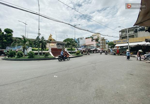 Cận cảnh con đường ở Quận 10 sẽ được cải tạo thành phố đi bộ thứ 3 ở Sài Gòn với chiều dài 100 mét - Ảnh 10.