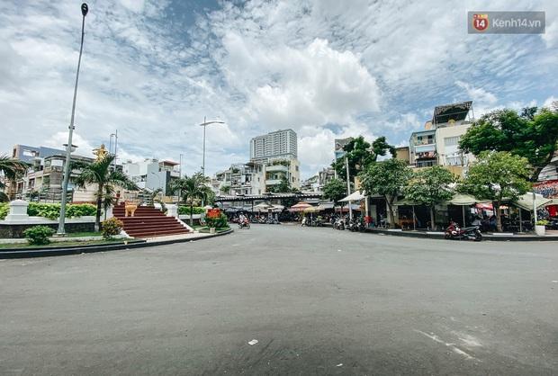 Cận cảnh con đường ở Quận 10 sẽ được cải tạo thành phố đi bộ thứ 3 ở Sài Gòn với chiều dài 100 mét - Ảnh 16.