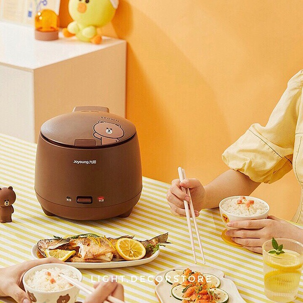 Decor bếp kiểu Hàn đang là hot trend, ngắm hình xinh xẻo thấy mê là muốn bắt chước để có bếp chuẩn Instagram - Ảnh 4.