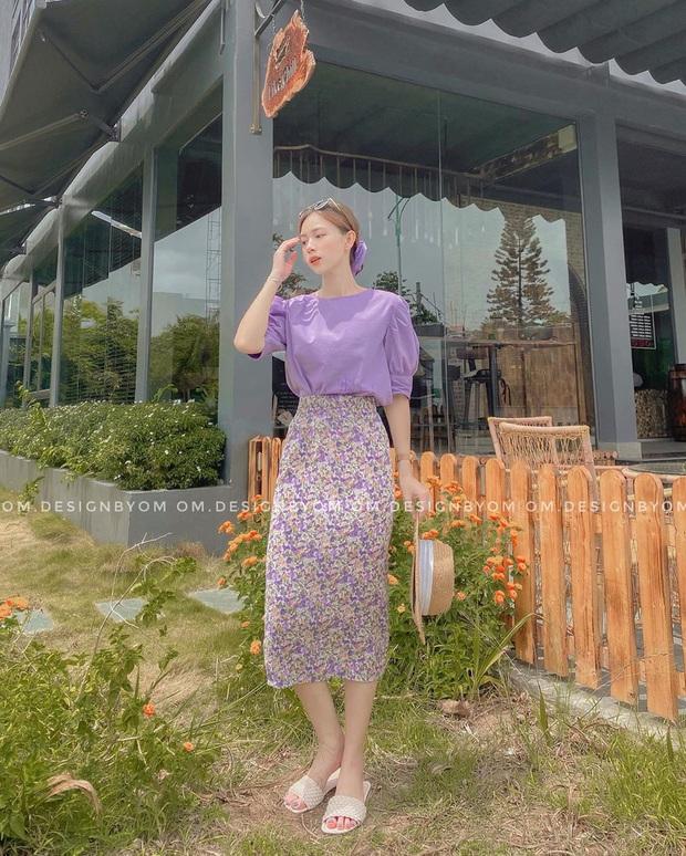 5 công thức phối chân váy xinh xẻo hết cỡ cho mùa thu, các nàng không tranh thủ diện sẽ tiếc cho xem - Ảnh 1.
