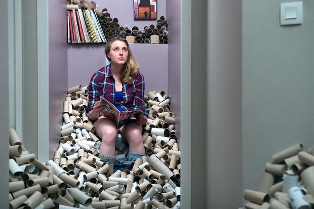 Ngôi nhà của bạn sẽ ra sao khi không vứt rác trong 4 năm liền? - Ảnh 1.
