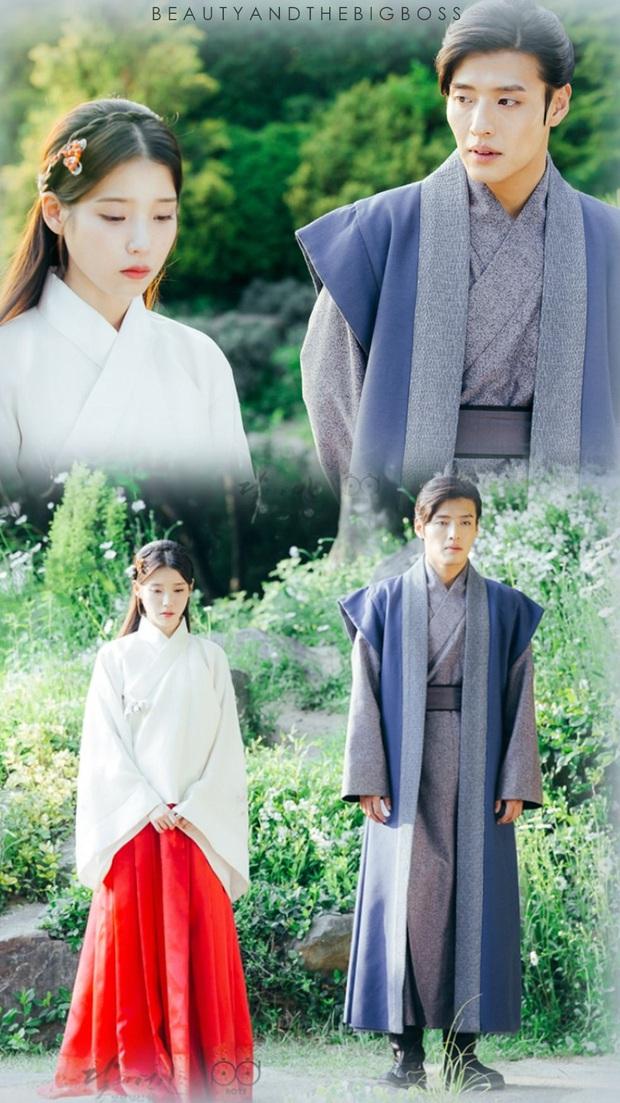 Kang Ha Neul tái ngộ bồ cũ IU và anh em chí cốt Park Seo Joon ở phim điện ảnh mới - Ảnh 5.