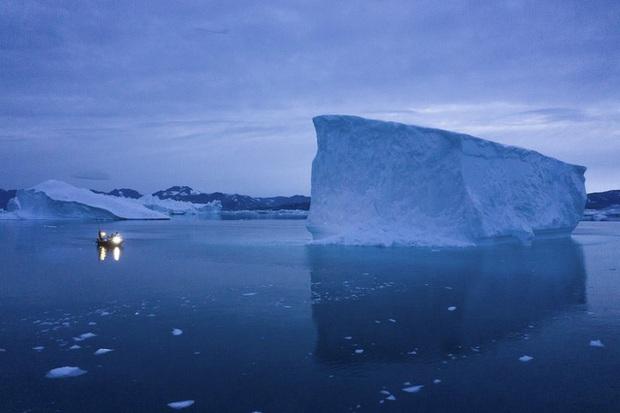 Băng ở Greenland đang tan nhanh đến mức không thể phục hồi - Ảnh 1.