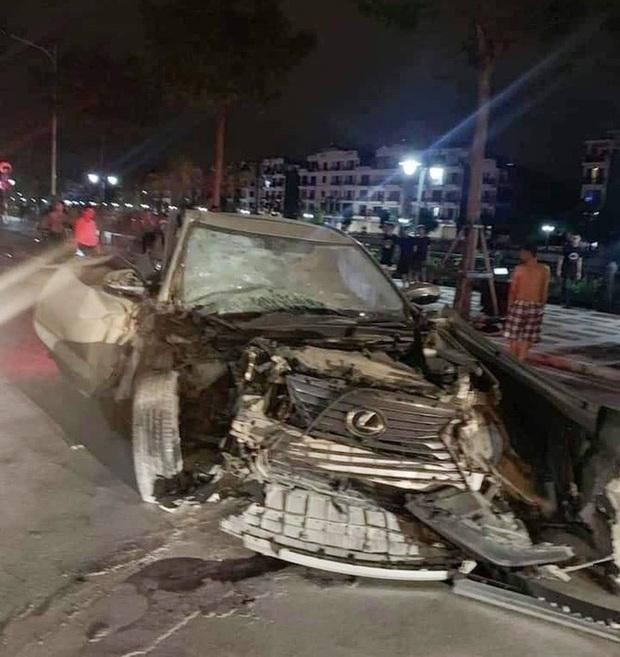 Nam thanh niên 22 tuổi lái Lexus phóng như bay gây tai nạn khiến nữ công an tử vong là ai? - Ảnh 2.
