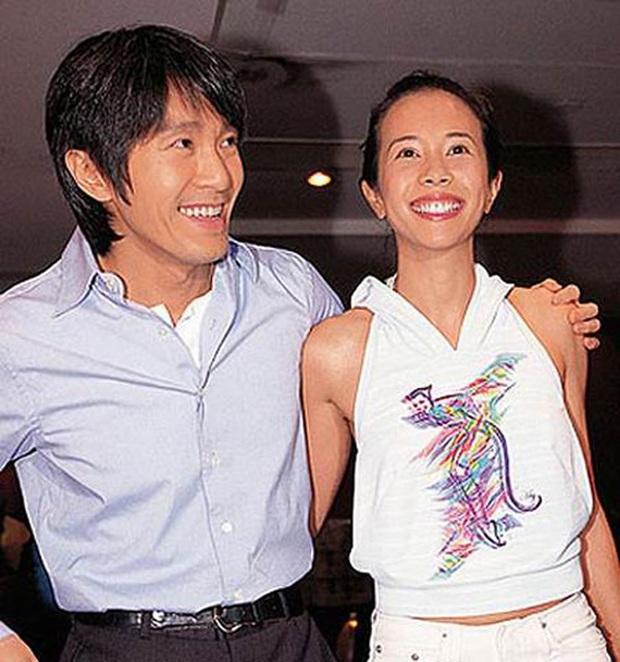 Phóng viên nổi tiếng tiết lộ lý do Châu Tinh Trì chia tay Chu Ân, scandal bắt tại trận tiểu tam lên giường bị đào lại - Ảnh 4.