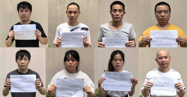 Công an phát hiện, xử lý 116 người nước ngoài nhập cảnh trái phép ở Sài Gòn - Ảnh 2.
