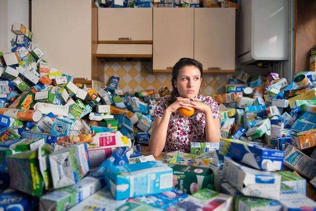 Ngôi nhà của bạn sẽ ra sao khi không vứt rác trong 4 năm liền? - Ảnh 4.