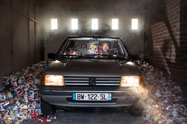 Ngôi nhà của bạn sẽ ra sao khi không vứt rác trong 4 năm liền? - Ảnh 5.