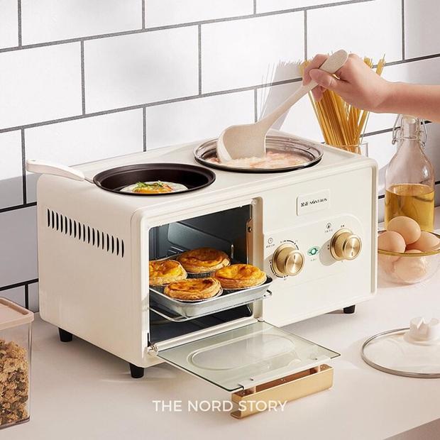 Decor bếp kiểu Hàn đang là hot trend, ngắm hình xinh xẻo thấy mê là muốn bắt chước để có bếp chuẩn Instagram - Ảnh 25.