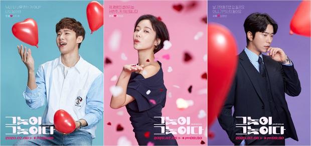 Phim của nữ hoàng rom-com Hwang Jung Eum hoãn quay vì có diễn viên dương tính với COVID-19 - Ảnh 3.