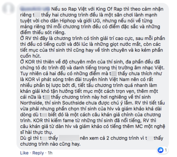 Hai TV Show về Rap quyết lên sóng đối đầu trong một đêm: Rap Việt vượt lên King Of Rap về hiệu ứng lan tỏa! - Ảnh 9.