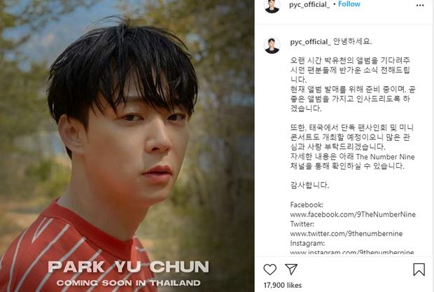Park Yoochun mặt dày thông báo trở lại hoạt động làm dân mạng phẫn nộ: Giải nghệ là lời nói dối của anh hay gì! - Ảnh 5.