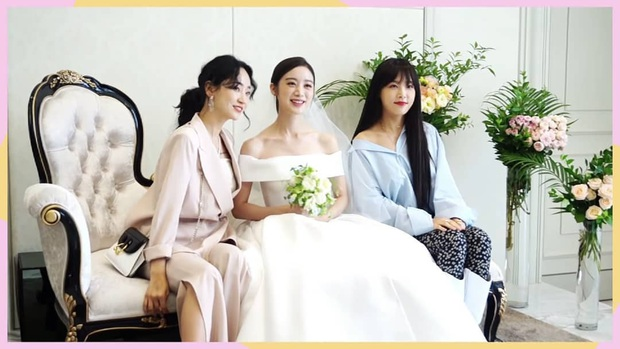 Cô dâu mới Hyelim (Wonder Girls) hé lộ dàn khách mời quyền lực trong đám cưới: Hội tụ dàn sao đình đám, TWICE xinh đẹp chẳng kém cô dâu - Ảnh 7.