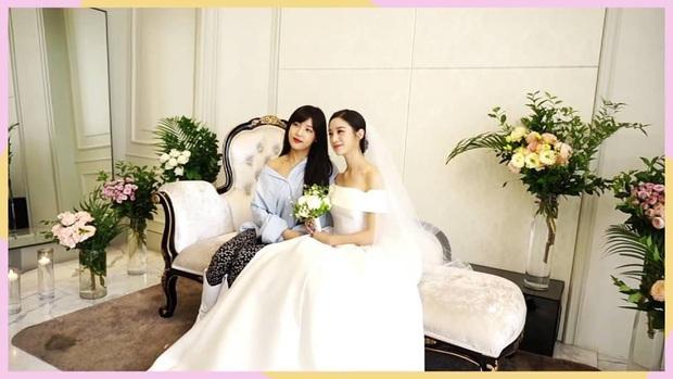 Cô dâu mới Hyelim (Wonder Girls) hé lộ dàn khách mời quyền lực trong đám cưới: Hội tụ dàn sao đình đám, TWICE xinh đẹp chẳng kém cô dâu - Ảnh 6.