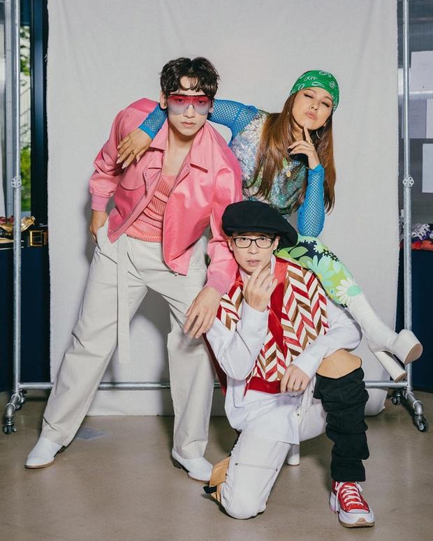 Nhóm nhạc bá đạo nhất lịch sử Kpop SSAK3: Bạo lực, công khai tình ái, phát ngôn gây sốc nhưng khủng không kém BLACKPINK, IU - Ảnh 2.