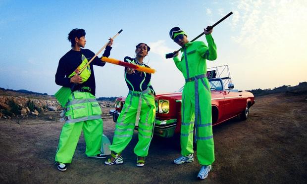 Nhóm nhạc bá đạo nhất lịch sử Kpop SSAK3: Bạo lực, công khai tình ái, phát ngôn gây sốc nhưng khủng không kém BLACKPINK, IU - Ảnh 11.