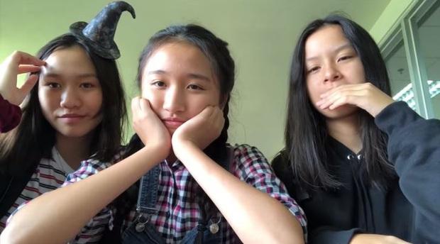 Jenny Huỳnh - Trang Vy - Thiên Thư: Cuộc sống đời thực của các big city girl học cấp 2 xịn sò như trong phim - Ảnh 12.