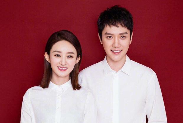 Triệu Lệ Dĩnh tiết lộ bí mật hôn nhân trên sóng truyền hình, xấu hổ ra mặt khi nghĩ về ông xã - Ảnh 2.