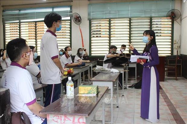 TP Hồ Chí Minh chuẩn bị chu đáo để kỳ thi tốt nghiệp THPT diễn ra an toàn  - Ảnh 1.