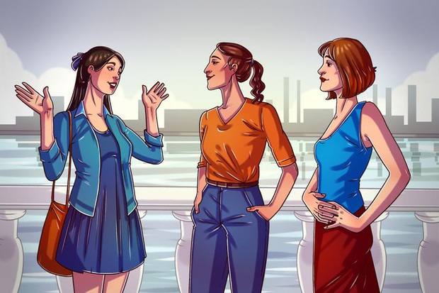 10 bí kíp tâm lý cực đỉnh giúp bạn tự tin giao tiếp mà đảm bảo đối phương ai cũng thích mê - Ảnh 2.
