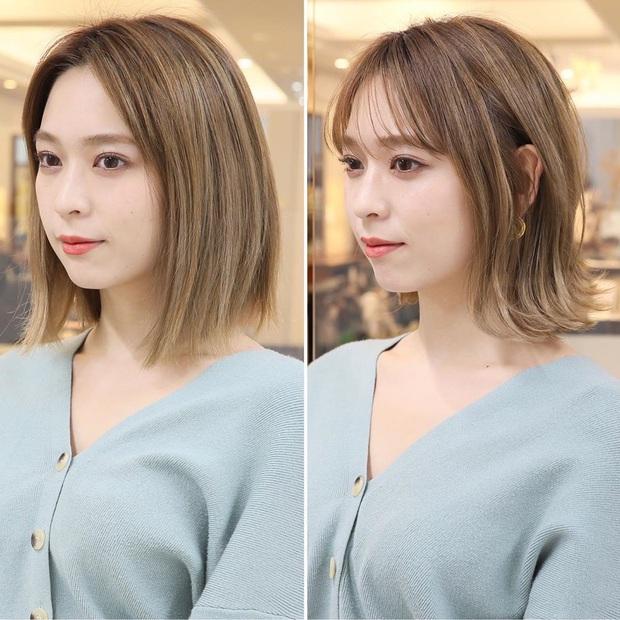 Không phải cứ để tóc ngắn là trẻ trung, các nàng còn phải uốn chút đỉnh thì mới lên hạng nhan sắc được - Ảnh 4.