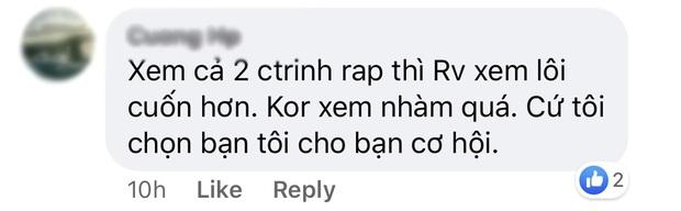 Hai TV Show về Rap quyết lên sóng đối đầu trong một đêm: Rap Việt vượt lên King Of Rap về hiệu ứng lan tỏa! - Ảnh 5.