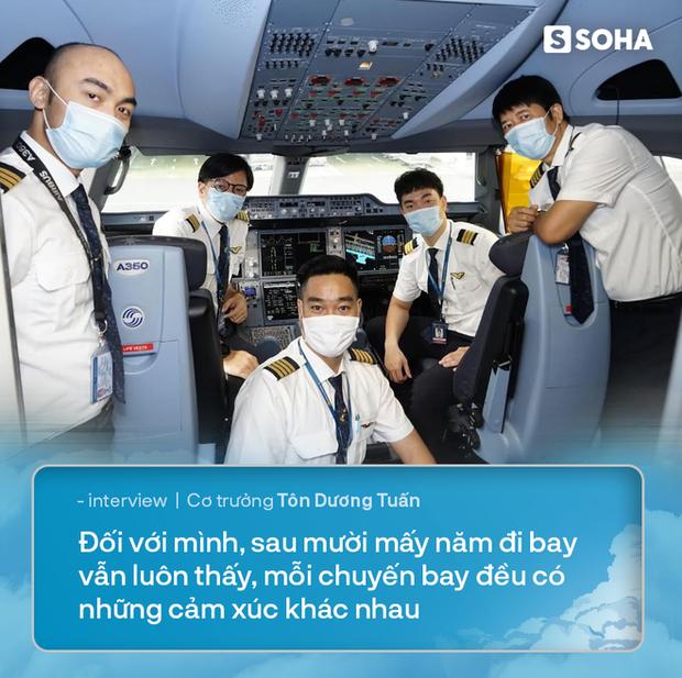 Cơ trưởng chuyến bay đưa 129 người nhiễm Covid-19 từ Guinea Xích Đạo về Việt Nam: Đó là mệnh lệnh từ trái tim - Ảnh 7.