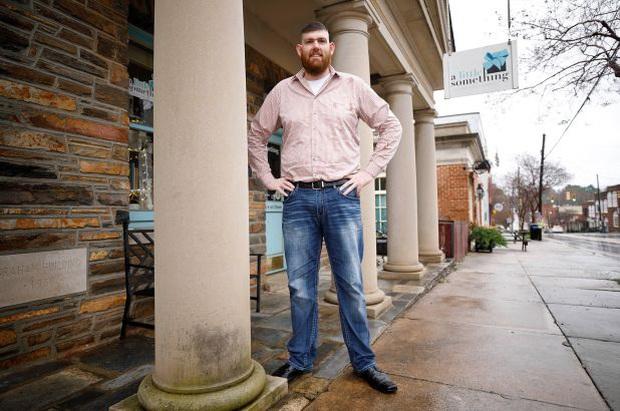 Bé trai lọt lòng với cân nặng 7,4kg từng khiến nước Mỹ phát cuồng săn đón trong hơn 3 thập kỷ giờ ra sao? - Ảnh 5.