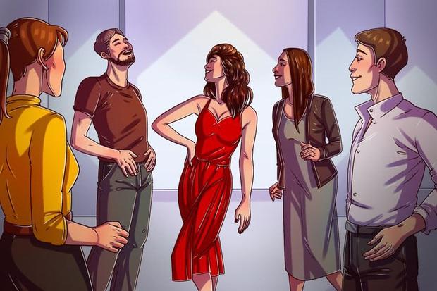 10 bí kíp tâm lý cực đỉnh giúp bạn tự tin giao tiếp mà đảm bảo đối phương ai cũng thích mê - Ảnh 8.
