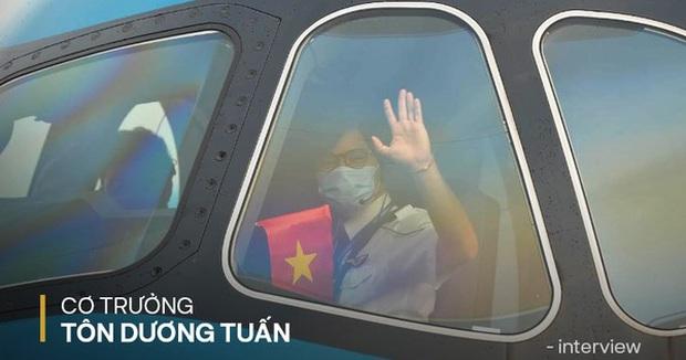Cơ trưởng chuyến bay đưa 129 người nhiễm Covid-19 từ Guinea Xích Đạo về Việt Nam: Đó là mệnh lệnh từ trái tim - Ảnh 1.