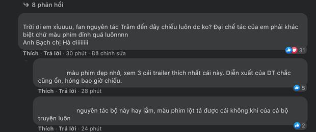 Thanh Trâm Hành tung trailer bất ngờ: Dương Tử tự lồng tiếng, Ngô Diệc Phàm diễn bớt đơ rồi! - Ảnh 7.