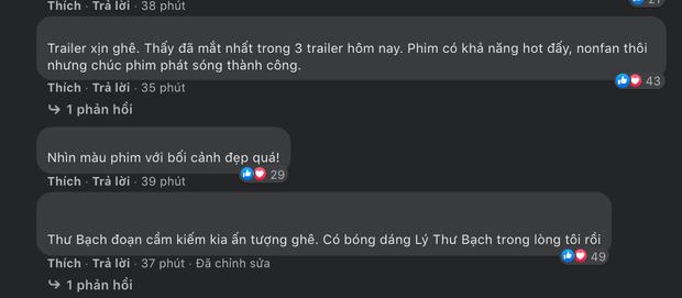 Thanh Trâm Hành tung trailer bất ngờ: Dương Tử tự lồng tiếng, Ngô Diệc Phàm diễn bớt đơ rồi! - Ảnh 6.