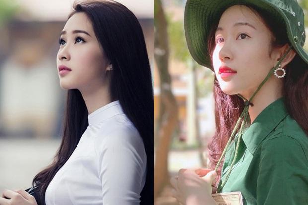 4 thí sinh Hoa hậu Việt Nam 2020 gây sốt vì giống dàn sao hot: Hết na ná Jennie (BLACKPINK) đến bản sao Đặng Thu Thảo - Ảnh 12.