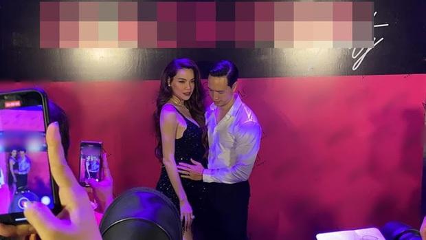"""Hà Hồ công khai gọi Kim Lý bằng """"chồng"""" và còn có hành động lồ lộ trên sóng livestream - Ảnh 5."""