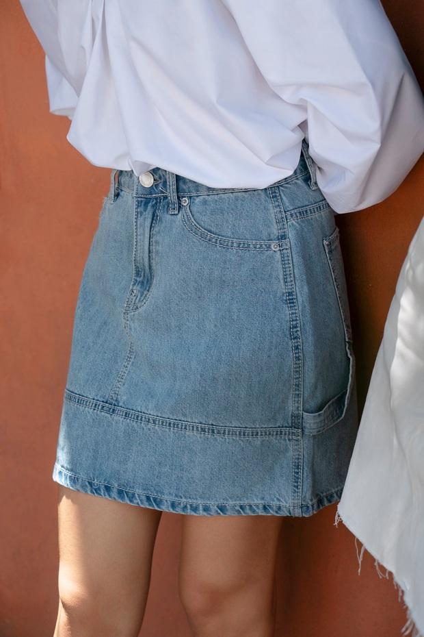 Sắm đủ 5 kiểu chân váy dễ tính sau thì bạn mix đồ cực dễ đẹp, đi đâu cũng được khen trendy - Ảnh 3.