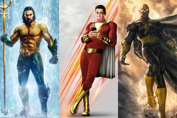 Hóng ngay DC Fandome - sự kiện hot nhất năm nay của nhà DC quy tụ toàn bom tấn siêu khủng! - Ảnh 7.