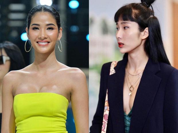 4 thí sinh Hoa hậu Việt Nam 2020 gây sốt vì giống dàn sao hot: Hết na ná Jennie (BLACKPINK) đến bản sao Đặng Thu Thảo - Ảnh 4.