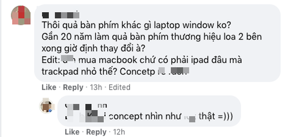 Concept MacBook mới đẹp hút hồn nhưng bị cộng đồng mạng kêu chẳng khác gì laptop Windows - Ảnh 9.
