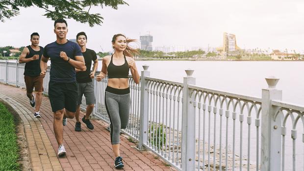 Động lực lớn nhất để duy trì việc chạy bộ hằng ngày là chính bản thân chúng ta - Ảnh 1.