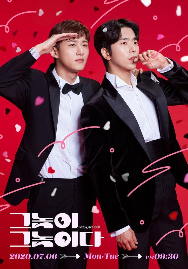 Loạt phim Hàn lao đao vì COVID-19: Hết nữ hoàng rom-com Hwang Jung Eum đến 2 chị đại SNSD đóng băng - Ảnh 4.