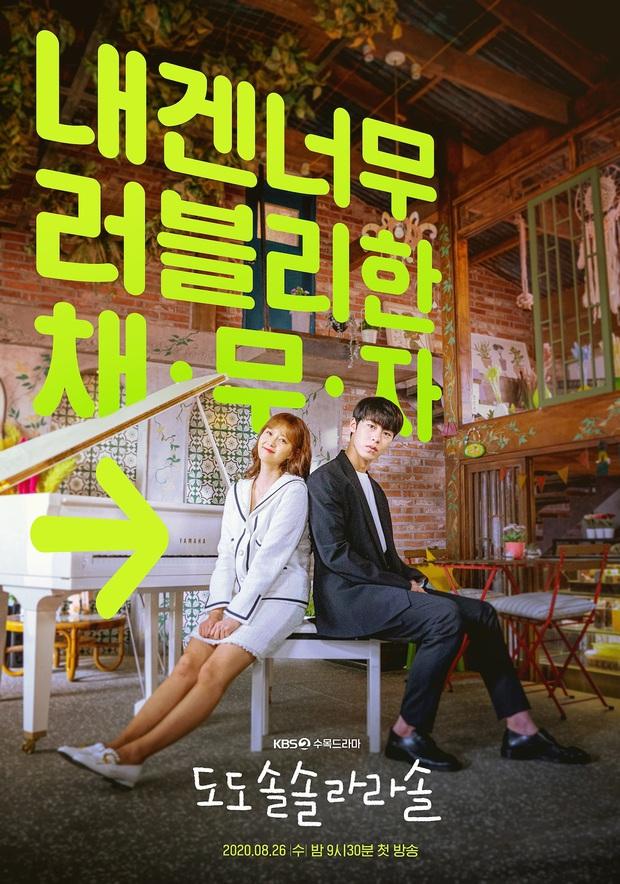 Loạt phim Hàn lao đao vì COVID-19: Hết nữ hoàng rom-com Hwang Jung Eum đến 2 chị đại SNSD đóng băng - Ảnh 6.