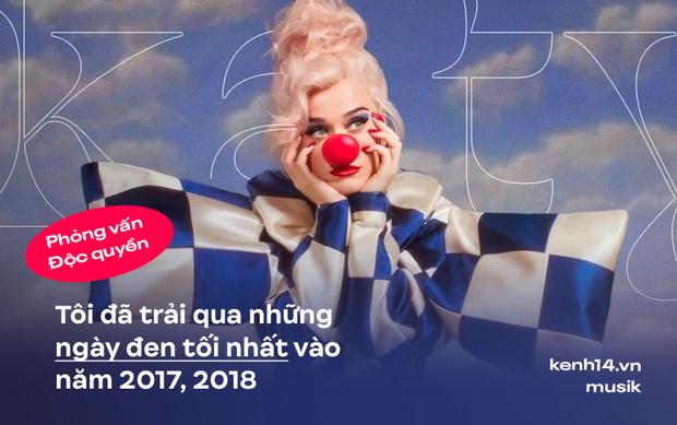 Phỏng vấn Katy Perry: Người đầu tiên nghe album mới là con riêng của Orlando Bloom, không bao giờ có chuyện hủy show vào phút chót! - Ảnh 1.