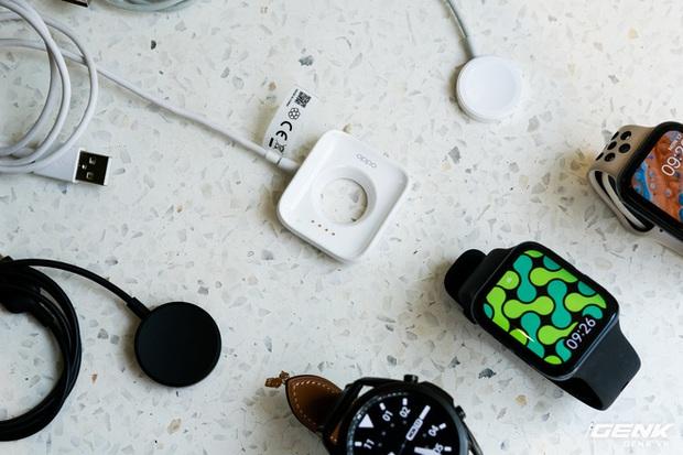 So sánh Galaxy Watch3, OPPO Watch và Apple Watch Series 5, bạn chọn smartwatch nào? - Ảnh 20.