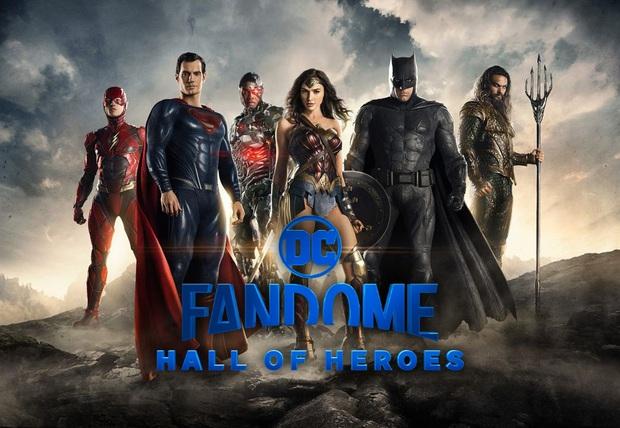 Hóng ngay DC Fandome - sự kiện hot nhất năm nay của nhà DC quy tụ toàn bom tấn siêu khủng! - Ảnh 8.